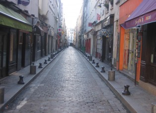 Faubourg Saint Antoine