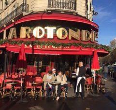 Visite guidée de Montparnasse - La Rotonde
